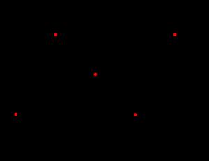 三次関数と直線の対称性と位置関...
