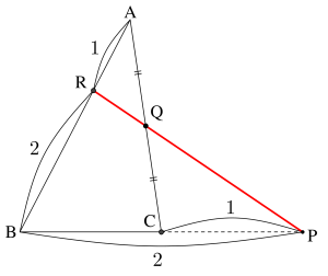 同一直線上の点とベクトル-03