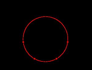 円と放物線の位置関係と交点の数-03