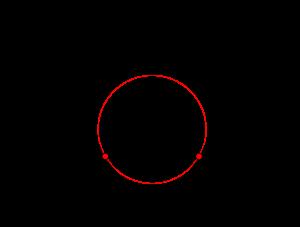 円と放物線の位置関係と交点の数-10