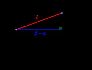 円が切り取る線分(弦)の長さ-02