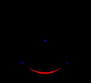 放物線と円で囲まれる面積の求め方-04