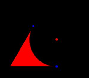 放物線と円で囲まれる面積の求め方-05