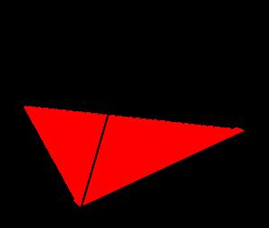 空間ベクトルと四面体の体積(基本)-02