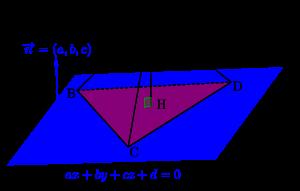 空間ベクトルを利用した四面体の体積の求め方(成分表示)-04